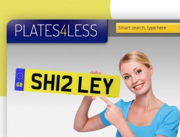 Plates4Less